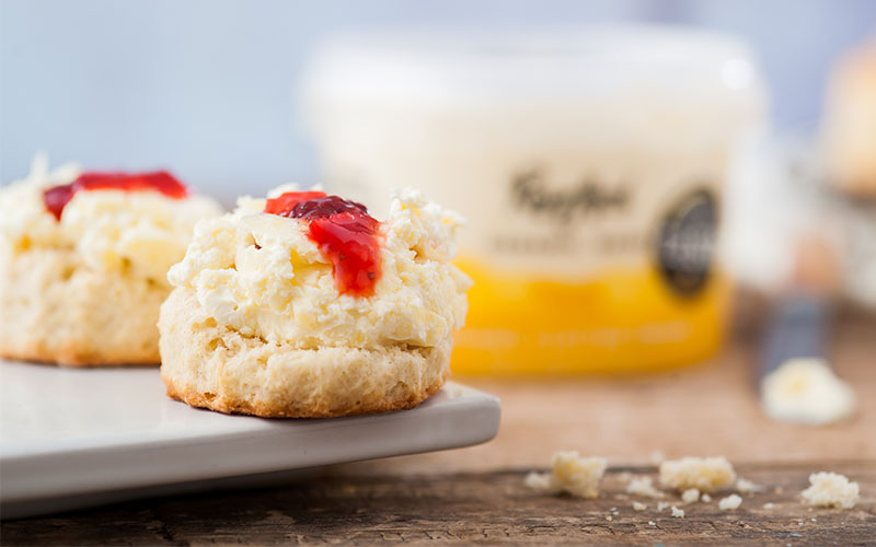 Riverford Organic Clotted Cream